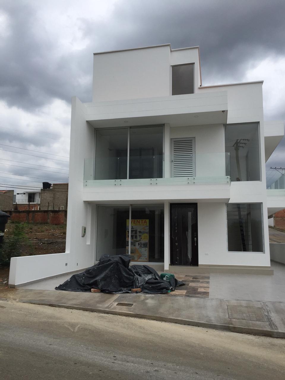 En venta casa en Autopista Internacional, Cúcuta
